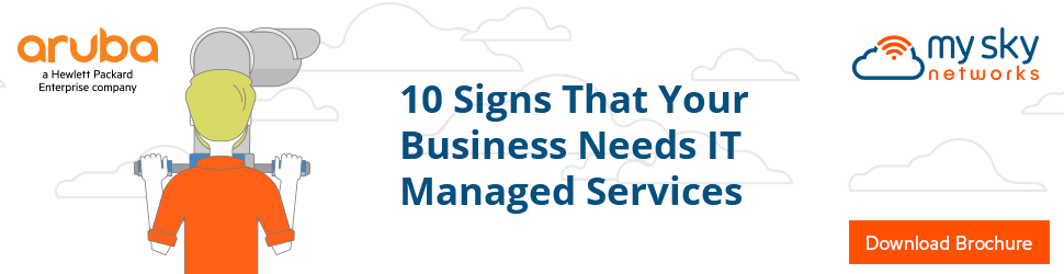 10 Signs That Your Business Needs IT Managed Services